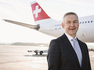 Thomas Klühr to step down as SWISS CEO at the end of 2020