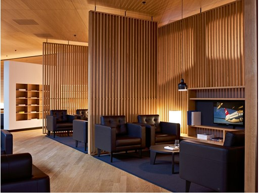 SWISS First Lounge A