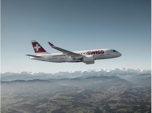 SWISS bedient neu die Strecke Genf-München und Genf-Frankfurt