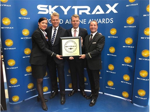Skytrax award 2019