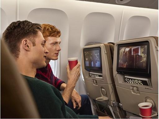 SWISS to host the latest Flying Film Festival