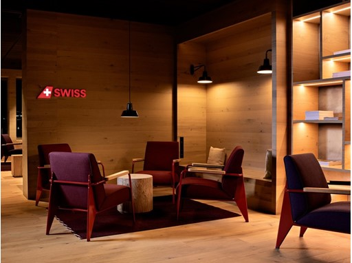 SWISS Alpine Lounge 1