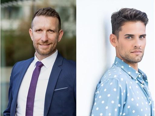 SWISS names two new media spokesmen