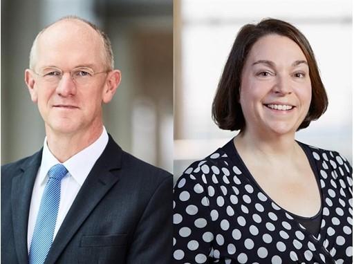 Detlef Kayser and Christina Foerster