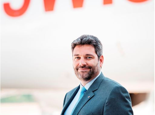 Lorenzo Stoll named new Head of Swiss WorldCargo