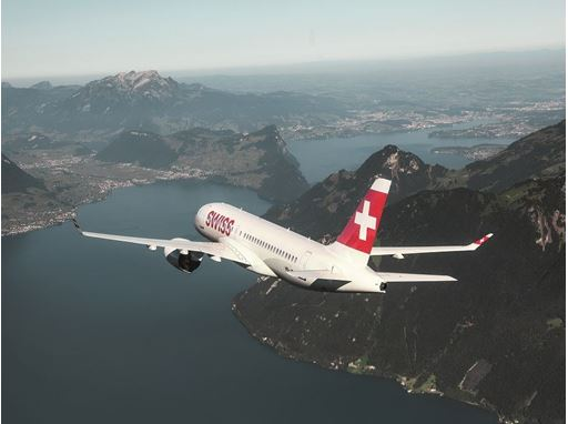 SWISS reports substantial loss for 2020 owing to pandemic