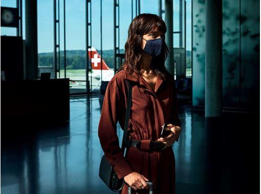 SWISS testet IATA Travel Pass App