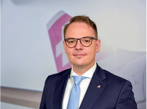 Martin Apsel-von zur Gathen named new Head of Operations Planning & Steering at SWISS
