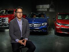 """Motor Trend Announces Its 2017 Motor Trend Awards """"Of the Year"""" Winners"""