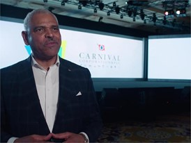 Arnold Donald, CEO of Carnival Corporation