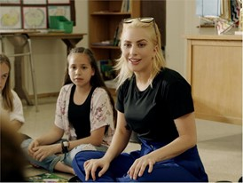 Staples - DonorsChoose.org - Lady Gaga PSA Branded :60