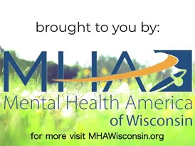 Mental Health America of Wisconsin TV PSA