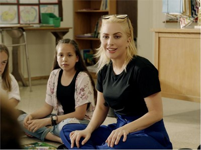 Lady Gaga Stars in New PSA to Support Education and Inspire Positive Classroom Experiences Nationwide