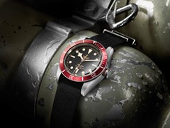 Baselworld 2012 - TUDOR Heritage Black Bay