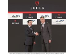 Tudor Becomes Timing Partner of the FIA World Endurance Championship