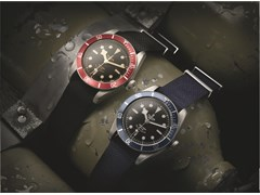 In time for Baselworld 2014, TUDOR Releases New Version of Heritage Black Bay