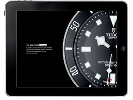 Apple iPad Tudor Pelagos