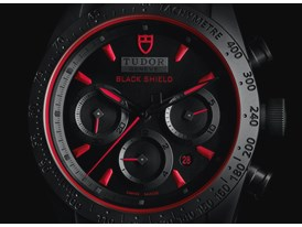 TUDOR Fastrider Black Shield 8