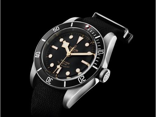 Tudor Heritage Black Bay Black 2