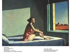 A Living Painting at Thyssen Museum