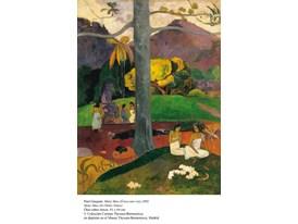 Paul Gauguin, Mata Mua (Érase una vez), 1892
