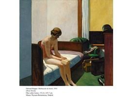 Edward Hopper, Habitación de hotel, 1931
