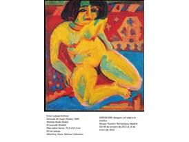 Kirchner - Woman Nude