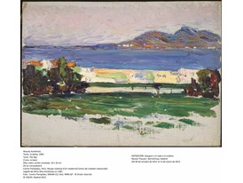 Kandinsky - Tunis The Bay