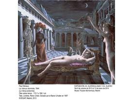 Delvaux - Venus