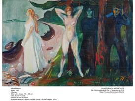 Munch - Woman - 1925