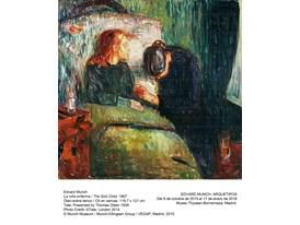 Munch - The Sick Child - 1907