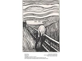 Munch - The Scream -1895