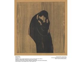 Munch - The Kiss - 1902