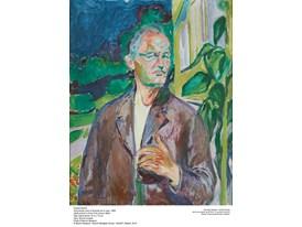 Munch - Selfportrait - 1926