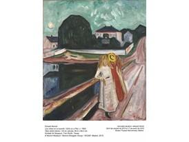 Munch - Girls on a Pier - 1904