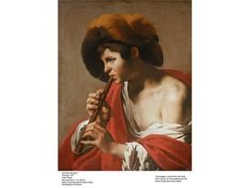 TerBrugghen-Flute player