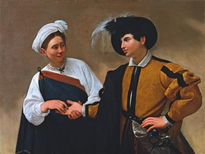 Caravaggio and the Painters of the North