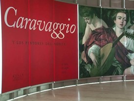 Caravaggio and the Painters of the north Presented - Captioned for Webs