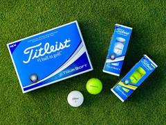 Titleist Introduces All-New Tour Soft Golf Balls