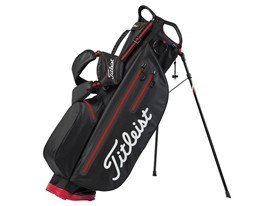 Titleist 4UP StaDry stand bag (Black/Red)