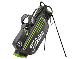 Titleist 4UP StaDry stand bag (Charcoal/Lime)