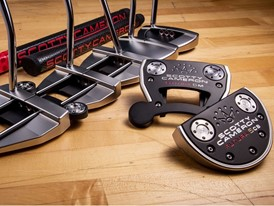 Scotty Cameron Futura putters