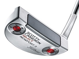 Titleist Introduces New Scotty Cameron Select Newport 3