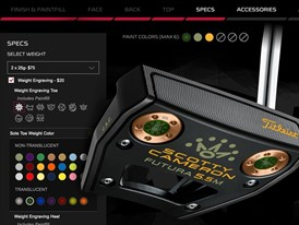 Scotty Cameron Introduces New Online Custom Shop Application