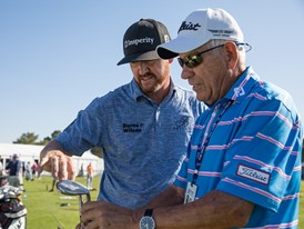 Vokey SM7 - Bob Vokey and Jimmy Walker