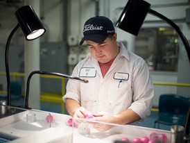 Titleist Velocity Technology & Manufacturing