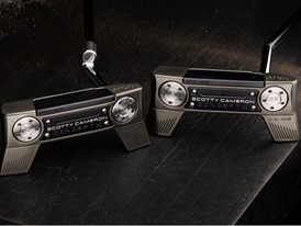 Scotty Cameron Concept X putters