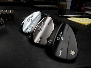 Titleist Introduces New Vokey Design SM6 Wedges