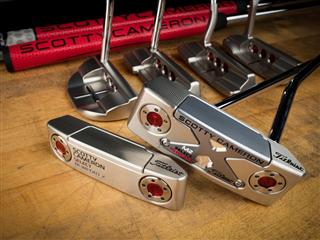 Titleist Introduces New Scotty Cameron Select Putters