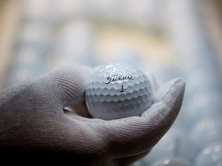 Titleist Ball Plant 3 Opens Its Doors For Manufacturing Tours